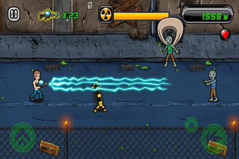 Zombie City2 (Boss) - screenshot