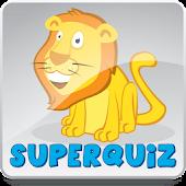 SuperQuiz Zwierzęta
