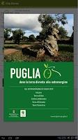 Screenshot of Guida Extravergine di Puglia