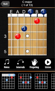 David Mead : Chord Coach screenshot 3