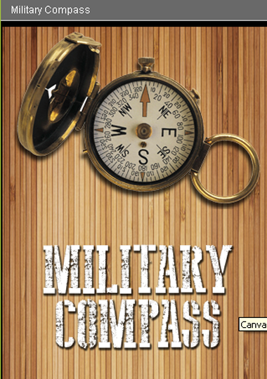 Military Compass - screenshot