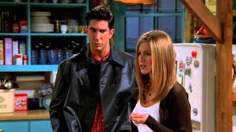 The One With Joey's New Girlfriend