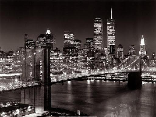 Wallpaper black and white HD