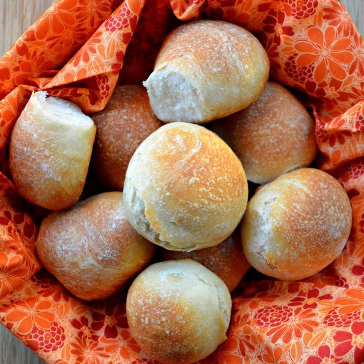 French Bread Dinner Rolls