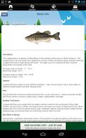 Screenshot of iFish Texas