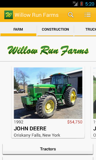 Willow Run Farms