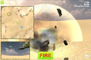 Screenshot of Defense Artillery