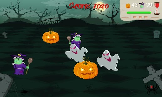 Squishy Halloween - screenshot thumbnail