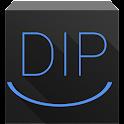 Evolve SMS Theme - BH Dip Dark APK Cracked Download