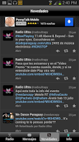 Screenshot of Radio Ultra