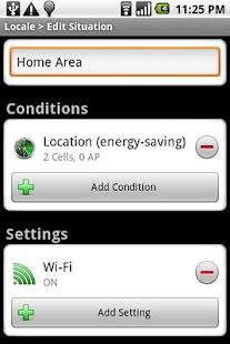 Locale Location Plug-In †
