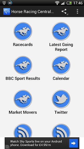 Horse Racing Central UK