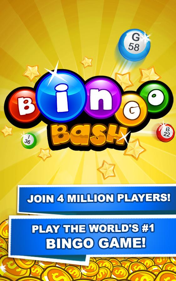 play online bingo bash