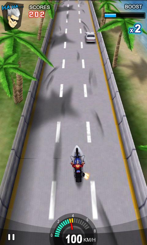 Bikes Racing Games Racing Moto screenshot
