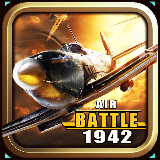 空戰HD 1942年 動作 App LOGO-硬是要APP