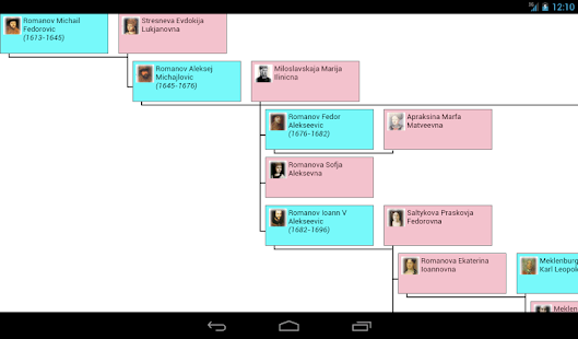 The Family Tree of Family (C) - screenshot thumbnail