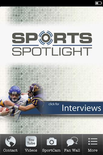 【免費運動App】Sports Spotlight-APP點子