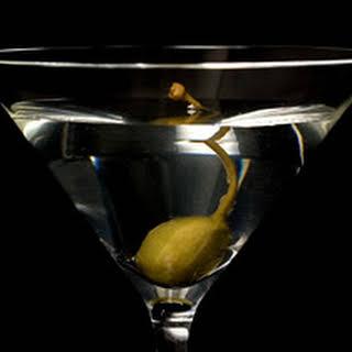 Filthy Martini Recipe.