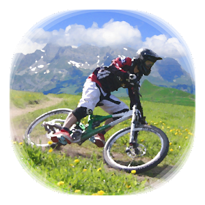 Downhill Champion - Спортивные