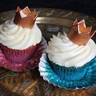 Prince or Princess Cupcakes