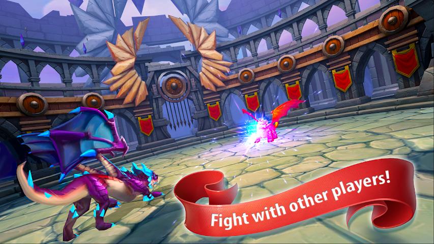 android Dragons World Screenshot 2