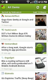 my6sense: Smart Social & News - screenshot thumbnail