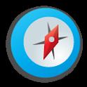 Snap Compass logo