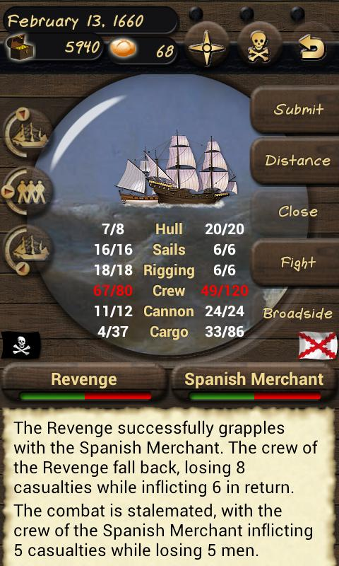 Pirates and Traders: Gold!- screenshot