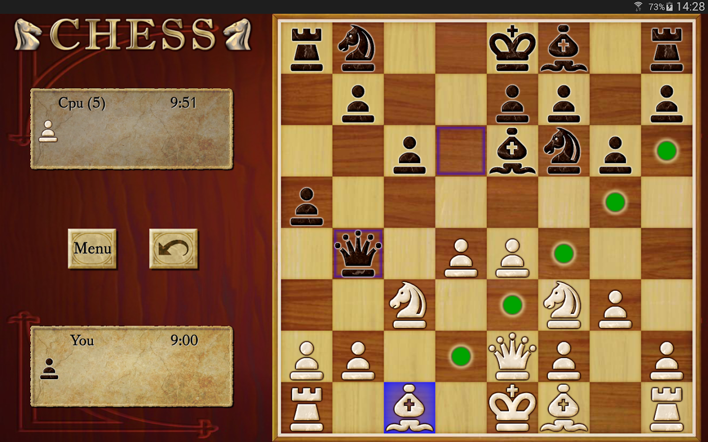 Schach chess free android apps auf google play for Chaise game free download
