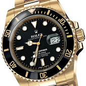 VIRTUAL ROLEX SUBMARINER BLACK