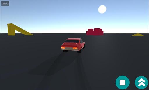 Car Stunt Driving Simulator