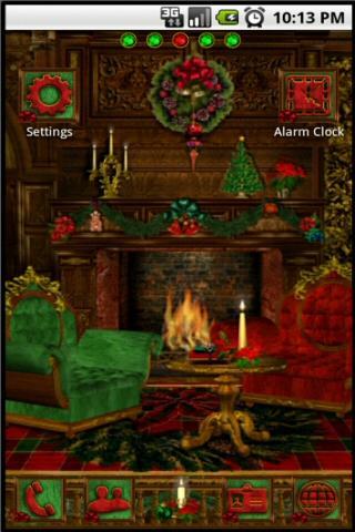 GO-ランチャー:クリスマス|玩個人化App免費|玩APPs