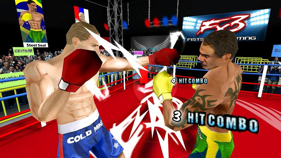 Fists For Fighting (Fx3) - screenshot