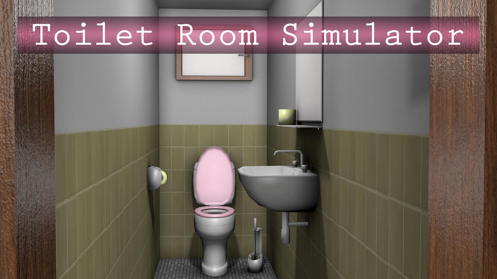 Toilet Room Simulator  screenshot. Toilet Room Simulator   Android Apps on Google Play
