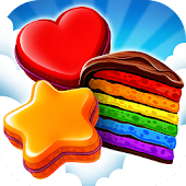Game Cookie Jam apk for kindle fire