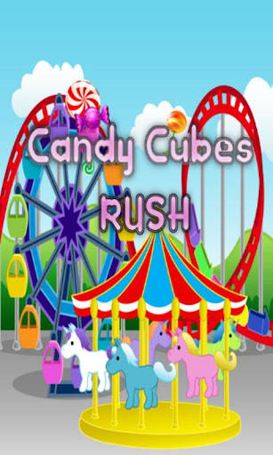 Candy Cubes Rush