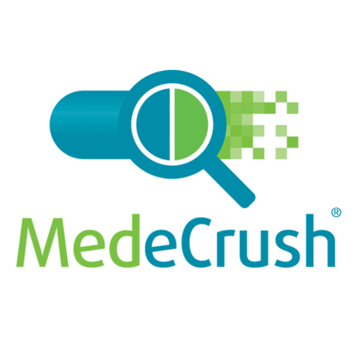 MedeCrush 醫療 App LOGO-APP試玩