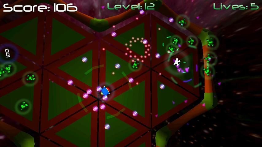 RoboShock Free- screenshot