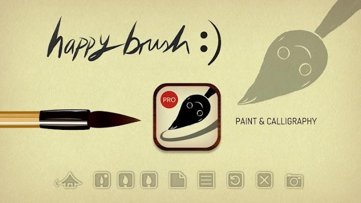 Calligraphy Brush :) - screenshot