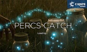 Screenshot of PERCS Catch