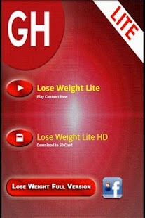 Lose Weight Lite Glenn Harrold - screenshot thumbnail