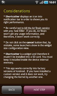 An'Brain - Shortcutter - screenshot thumbnail