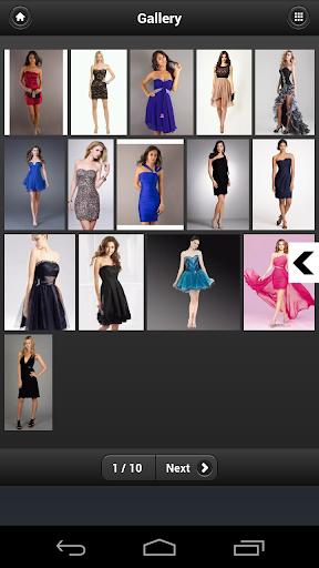 Cocktail Dresses Design Ideas