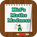Kids Maths Madness