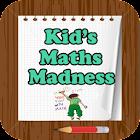 Kids Maths Madness icon