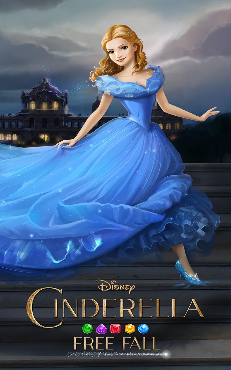 Cinderella Free Fall screenshot #5