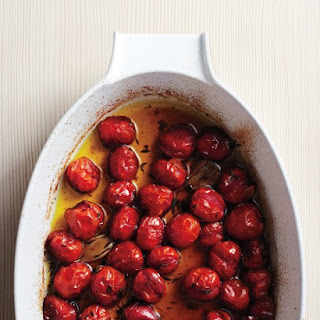 Roasted Cherry-Tomato Sauce