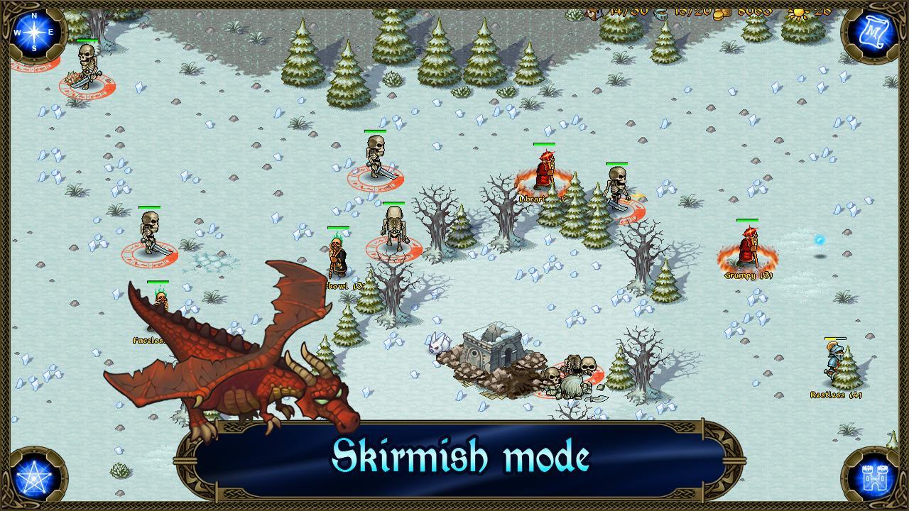 Majesty: Northern Expansion screenshot #19