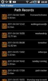 Path Tracking Screenshot 8