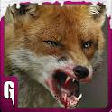 Wild Snow Fox Attack Sim 3D icon